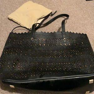 Stella &Dot leather bag